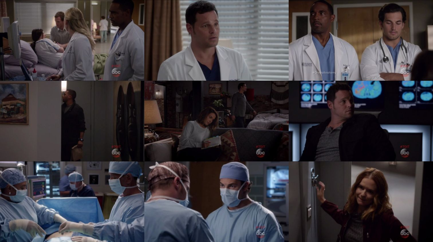 Greys Anatomy S12E03 720p HDTV x264-FLEET