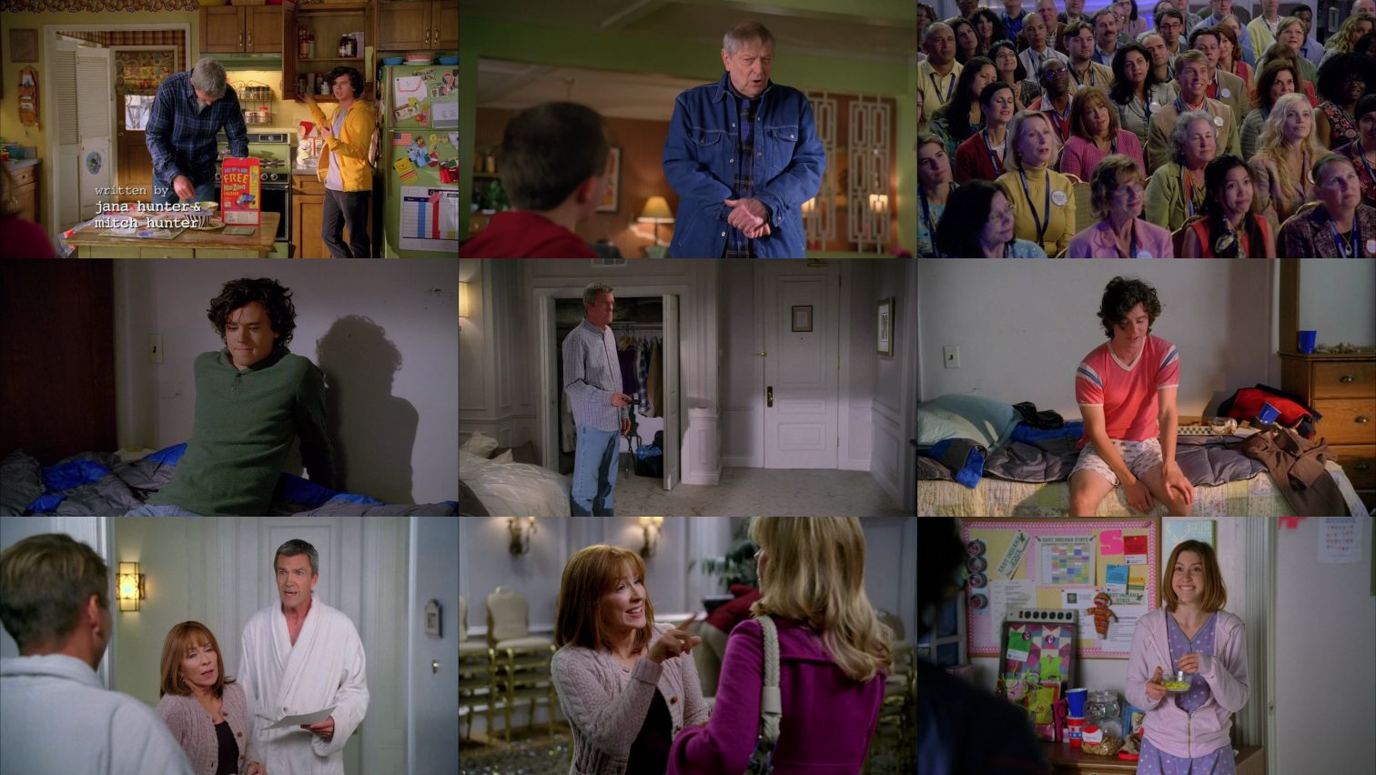 The Middle S07E09 HDTV x264-LOL