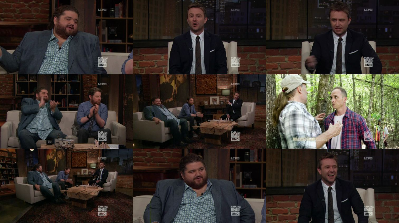 Talking Dead S05E00 Season 6 Preview Special HDTV x264-BATV  [MP4+ MKV 720P]