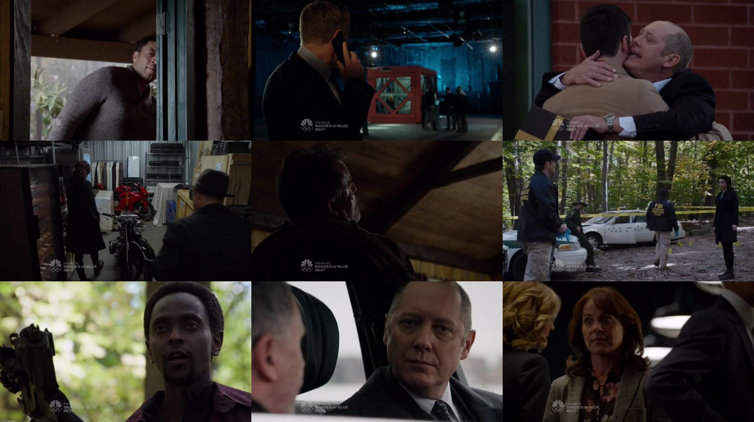 The Blacklist S03E09 HDTV x264-KILLERS