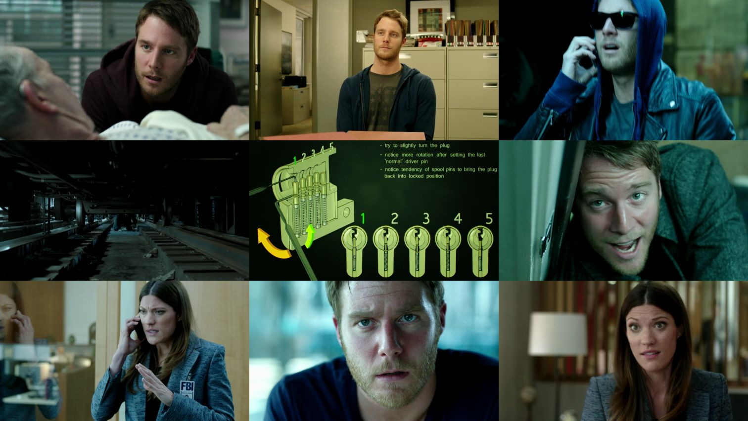 Limitless S01E01 720p HDTV X264-DIMENSION