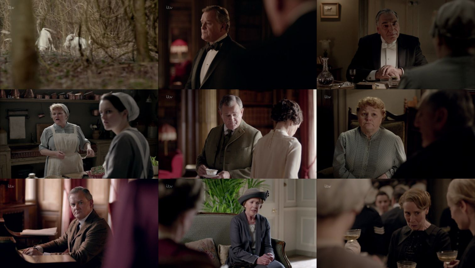 Downton Abbey S06E01 HDTV x264-ORGANiC