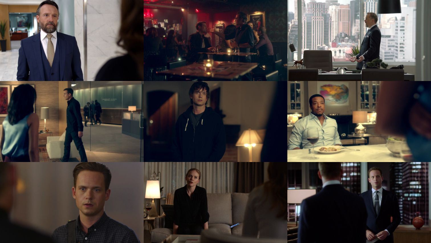 Suits S03e09 Web dl
