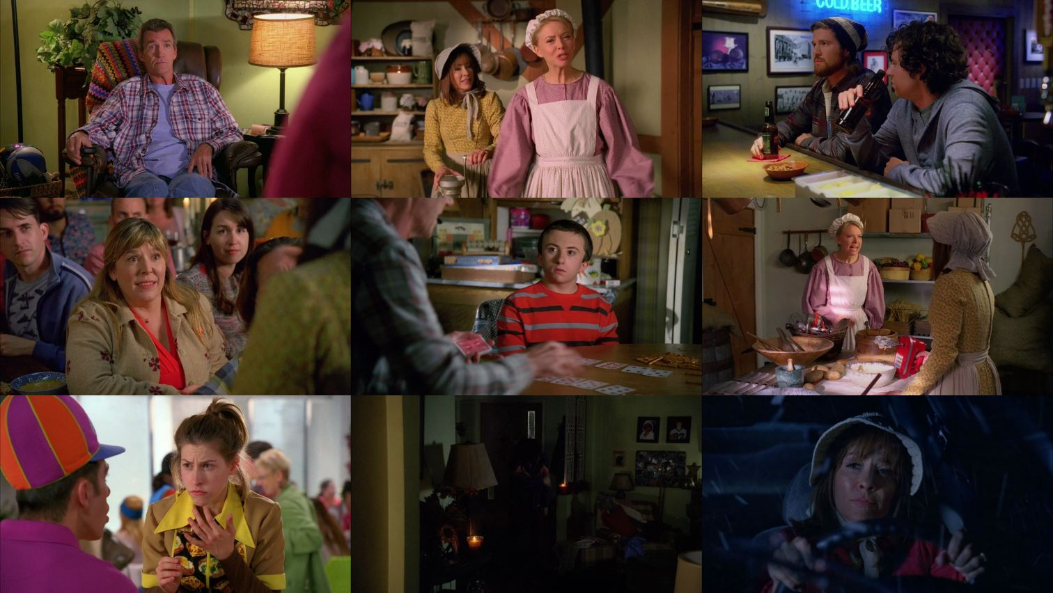 The Middle S07E08 HDTV x264-LOL