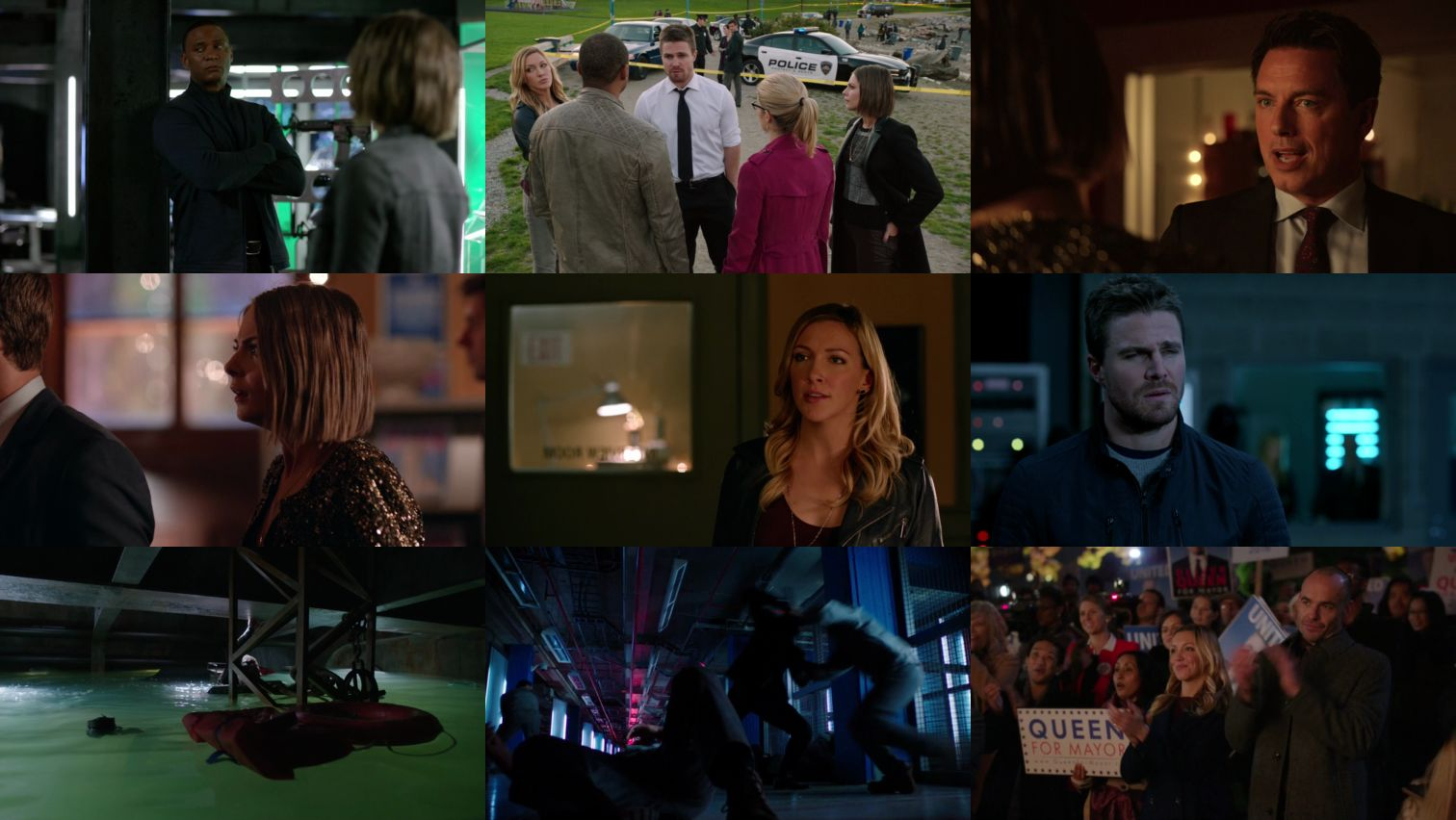 Arrow S04E09 HDTV x264-LOL
