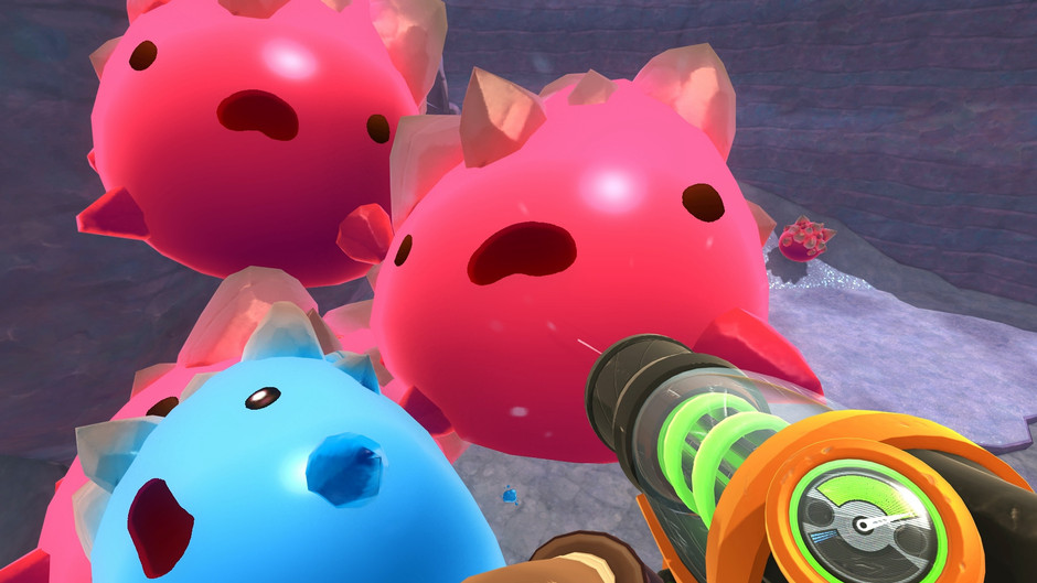 Slime Rancher: The Little Big Storage