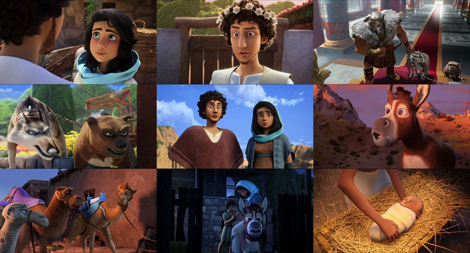 the star The star is a 2017 american computer-animated christian comedy film directed by timothy reckart based on the nativity of jesus, and an original idea by tom sheridan, the screenplay was written by carlos kotkin and simon moore.