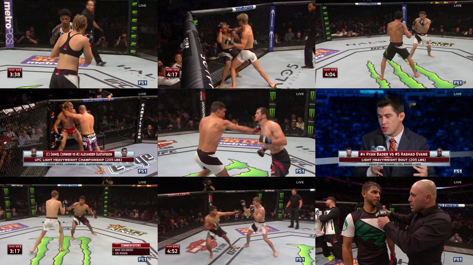 UFC 192 Preliminary Fights 720p HDTV x264-KILLERS
