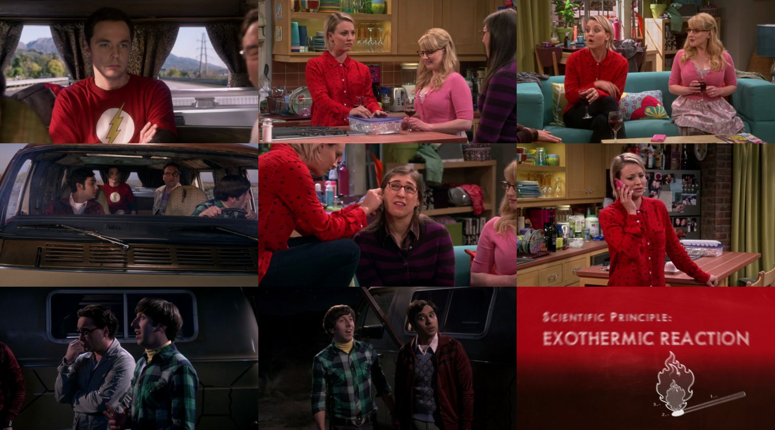 The Big Bang Theory S09E03 720p HDTV x264-DIMENSION