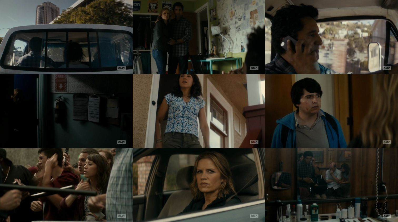 Fear The Walking Dead S01E02  HDTV x264-KILLERS