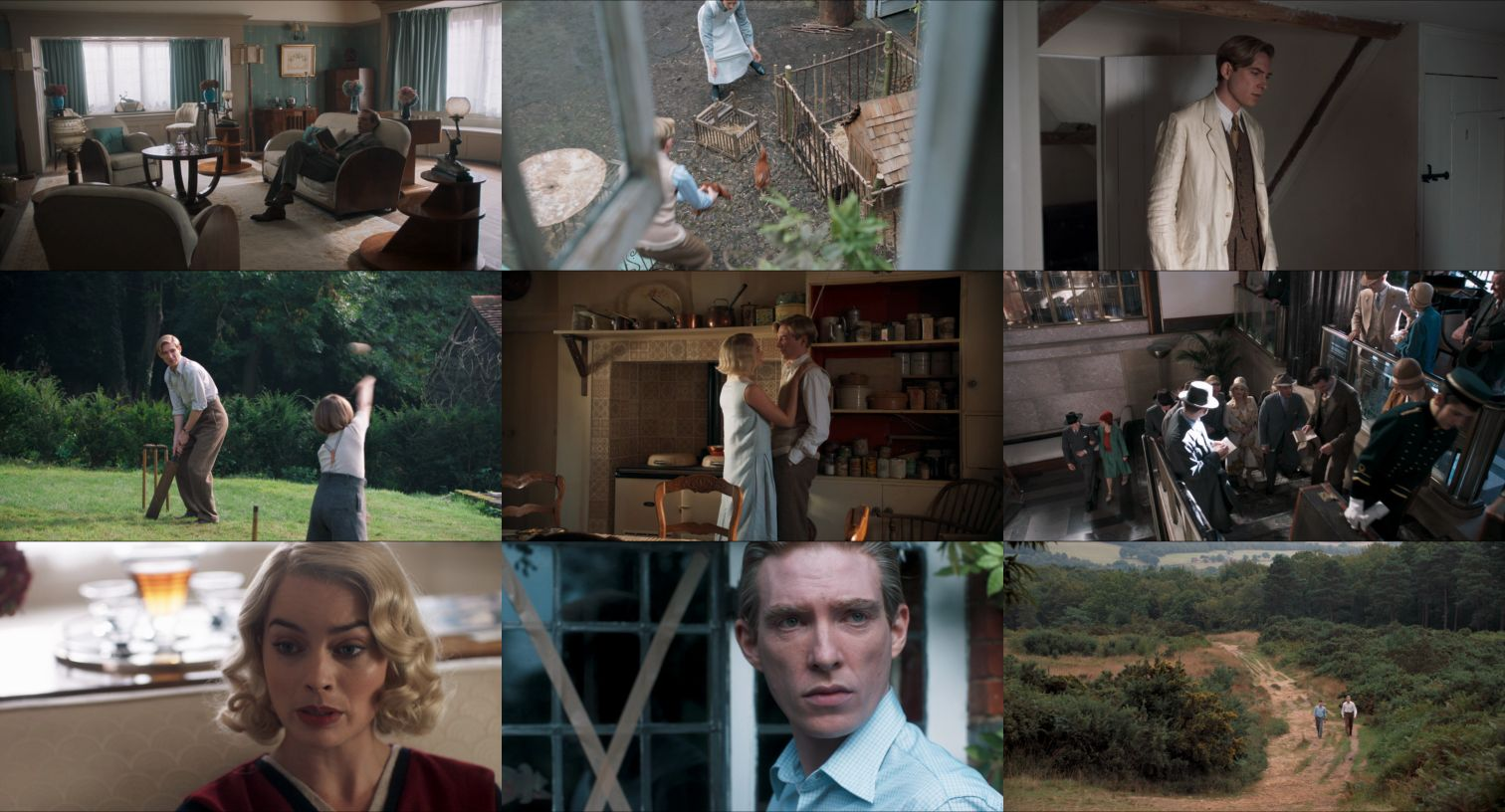 Goodbye Christopher Robin (2017) LIMITED 1080p BluRay DTS x264-DRONES