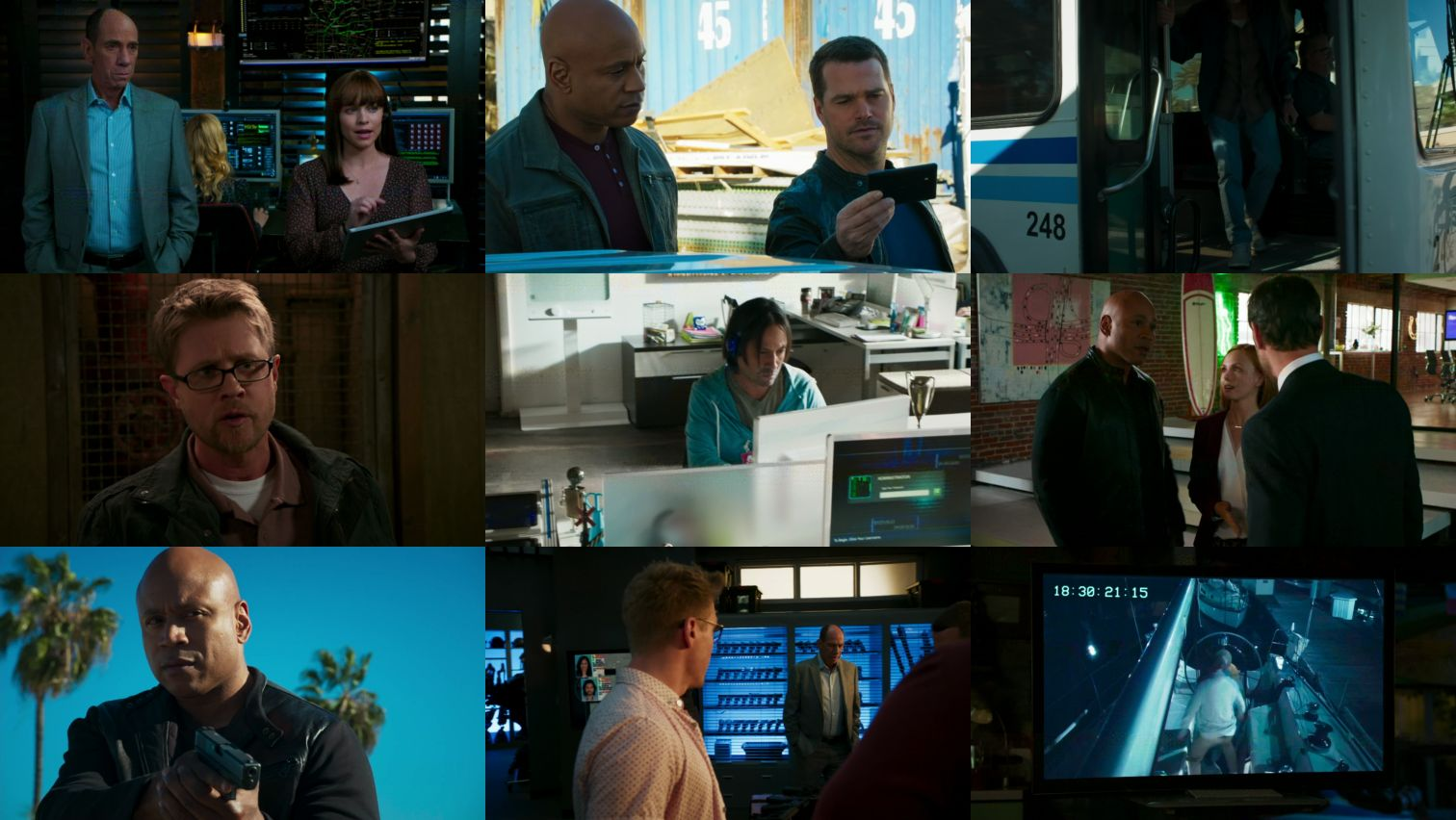 NCIS Los Angeles S07E13 HDTV x264-LOL