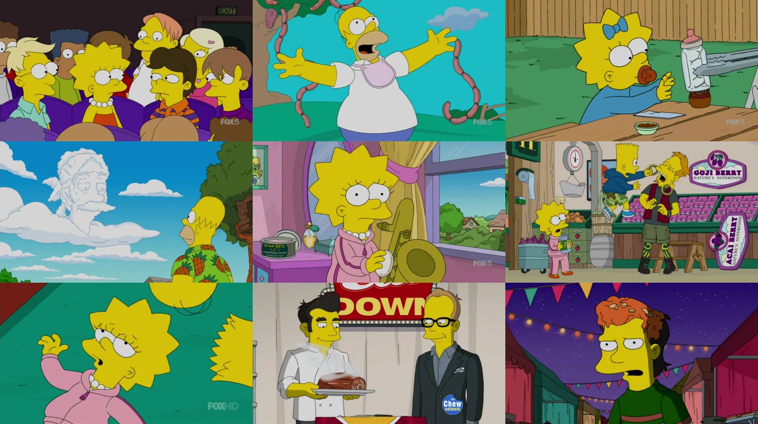 The Simpsons S27E02 720p HDTV x264-KILLERS