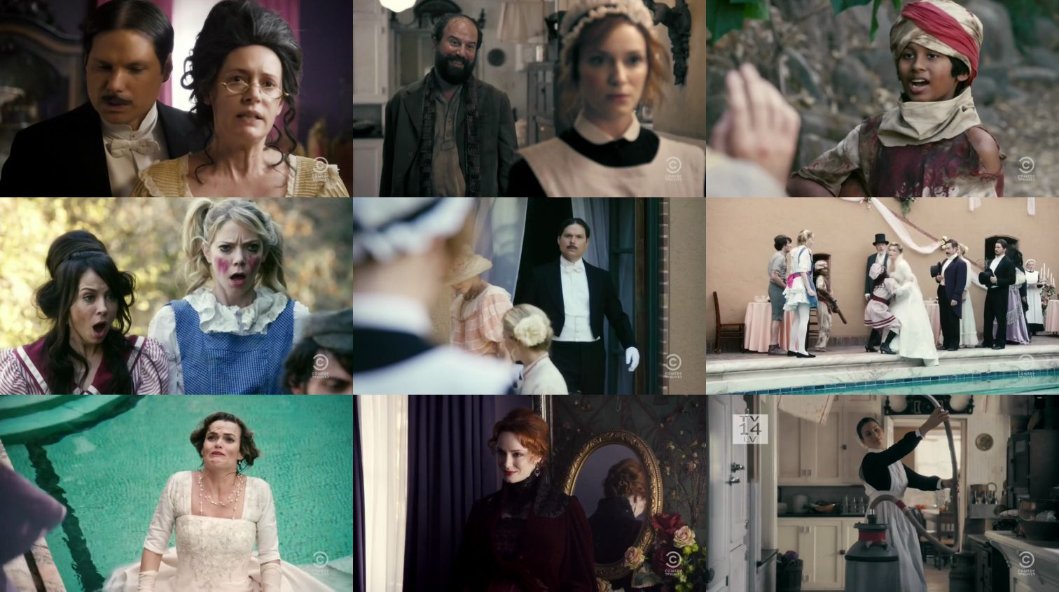 Another Period S01E10 HDTV x264-LOL