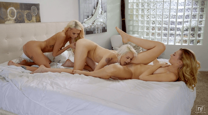 NubileFilms – Elsa Jean, Alexa Grace , Emma – Hix Three Beauties