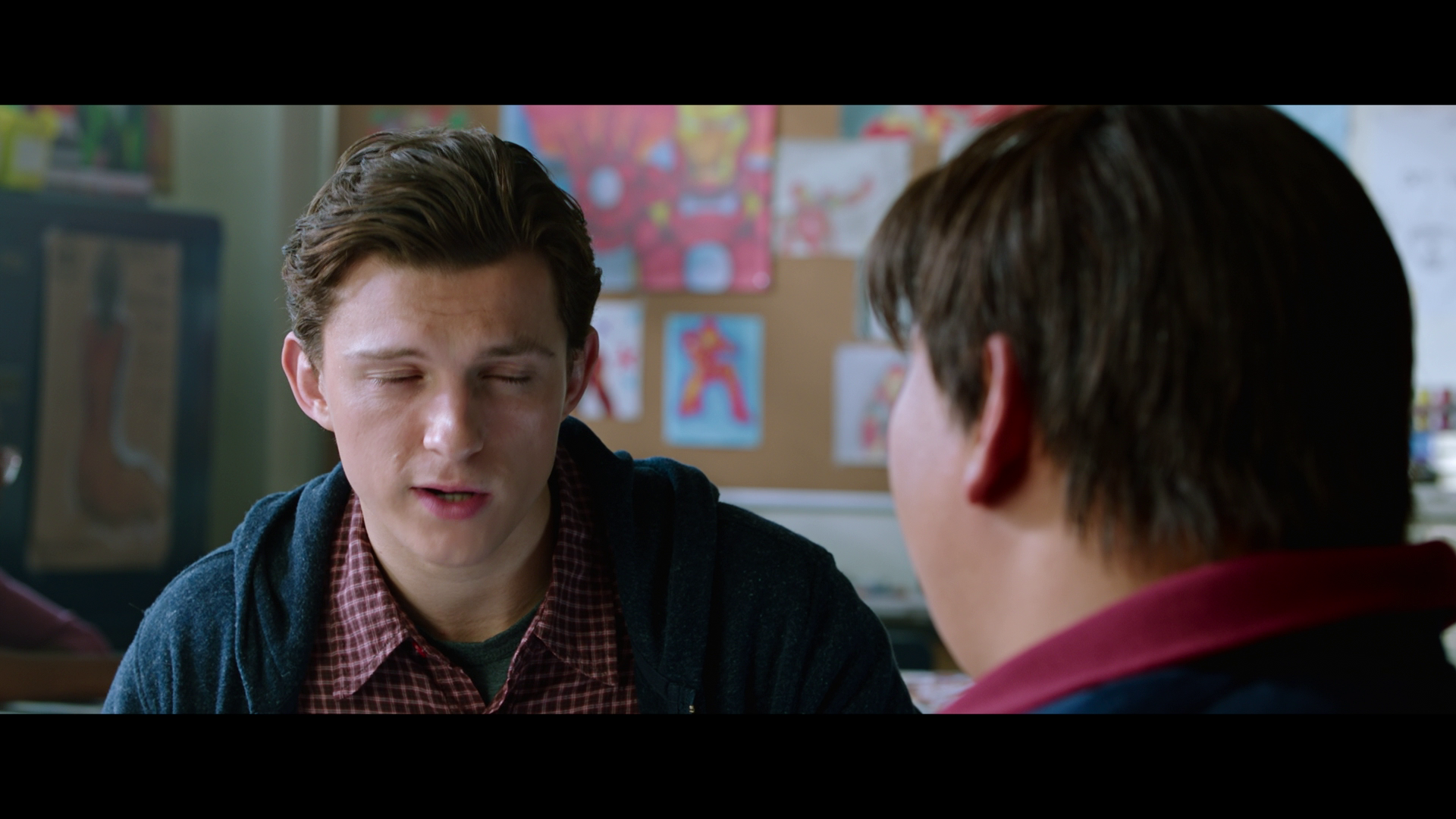 Spider-Man Far From Home (2019) 1080p BluRay AVC DTS-HD MA7.1-LatinoMegaHD